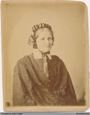 Photograph of Lucy Kew