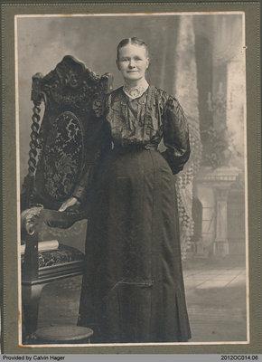 Photograph of Sarah Deagle