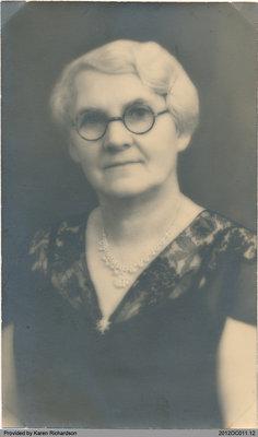 Photograph of Elizabeth May Douglas