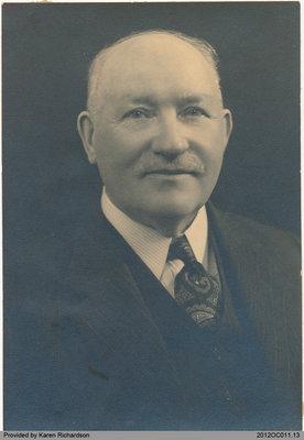 Photograph of James Douglas
