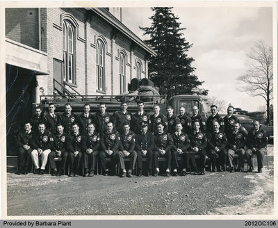 Original Onondaga Township Volunteer Fire Department