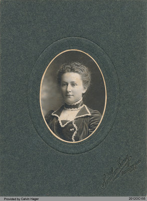 Photograph of Ethel Deagle