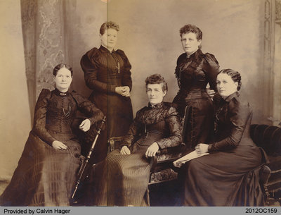 Kew Family Photograph