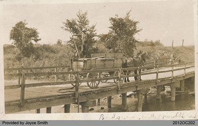 Bridge Over Fairchild's Creek
