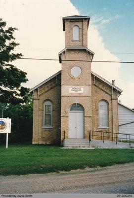 Onondaga Township Hall