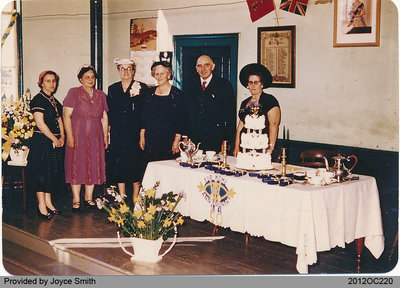 Executives of the Onondaga Women's Institute