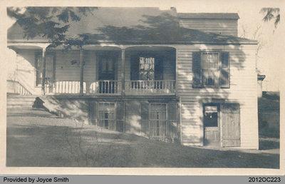 Original Farmhouse at 227 County Rd. 18