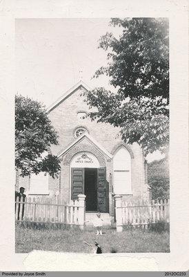 Photograph of Salt Springs Church