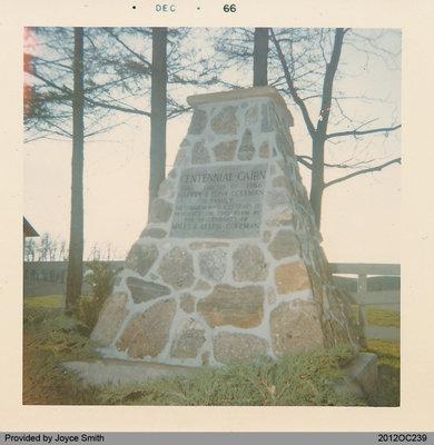 Centennial Cairn