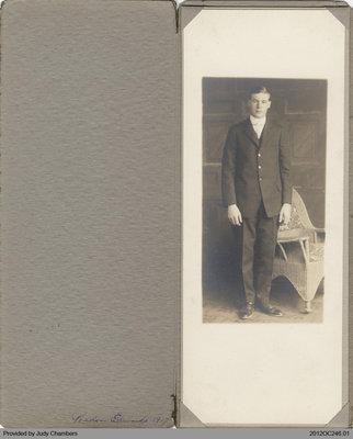 Photograph of Gordon Edwards