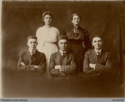 Edwards Family Photo