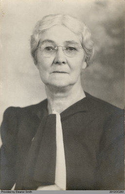 Photograph of Agnes Jane VanSickle