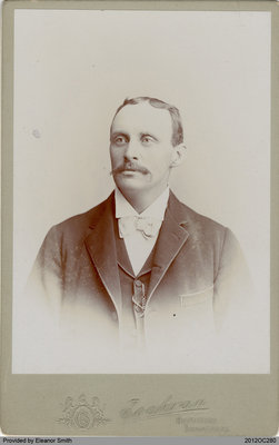 Photograph of Abraham VanSickle