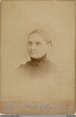 Photograph of Janet Wood