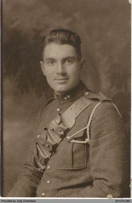 Photograph of Howard Edwards
