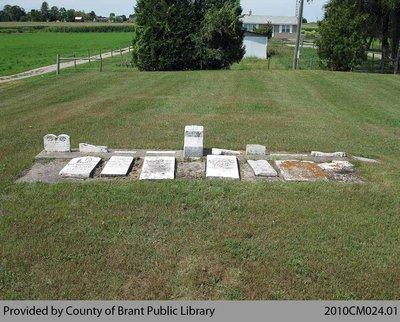 Kelvin Cemetery
