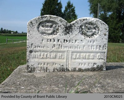 Carter Family Headstone