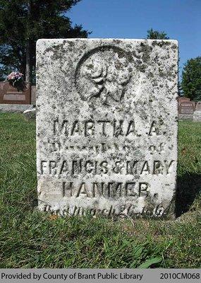 Martha A. Hanmer