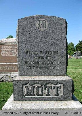 Olla E. Smith Mott