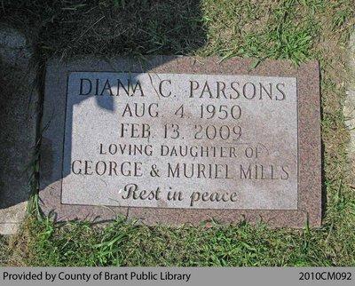 Diana C. Parsons