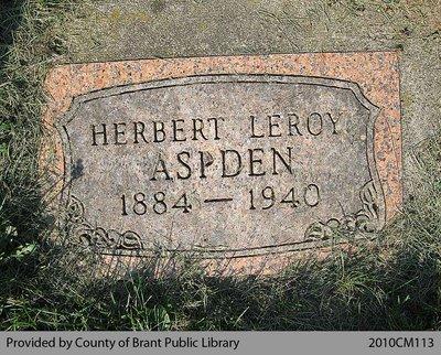 Herbert Leroy Aspden