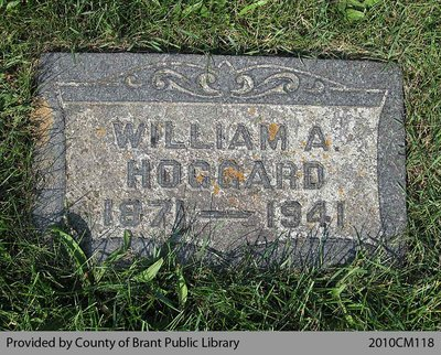 William A. Hoggard