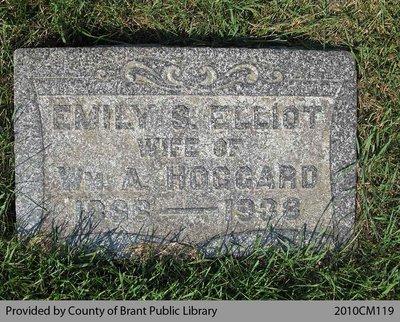 Emily S. Elliott Hoggard