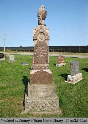 Phipps Family Headstone