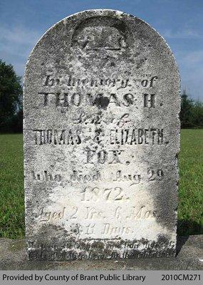 Thomas H. Fox