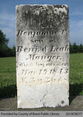 Benjamin E. Monger