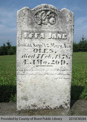 Effa Jane Oles