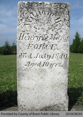 William H. Force