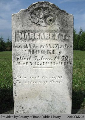 Margaret T. Moore