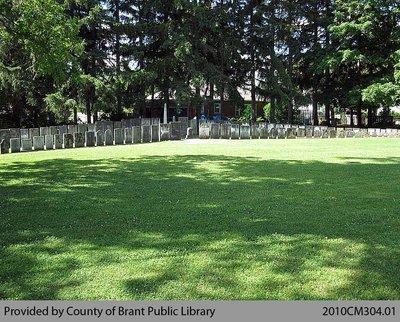 Oakland Pioneer Cemetery