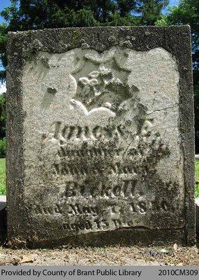 Agness E. Bickell