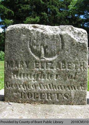 Mary Elizabeth Roberts