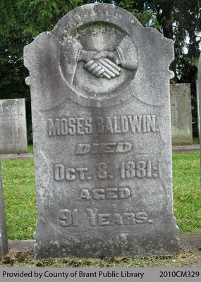Moses Baldwin