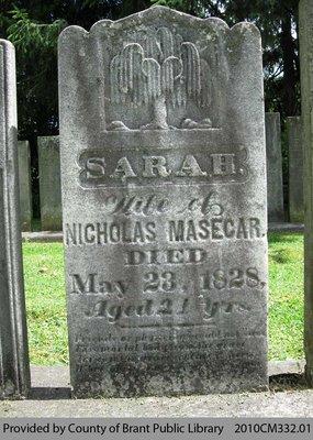 Sarah Masecar