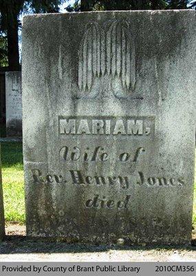 Mariam Jones