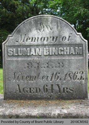 Sluman Bingham