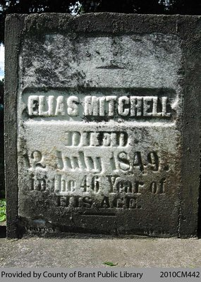 Elias Mitchell