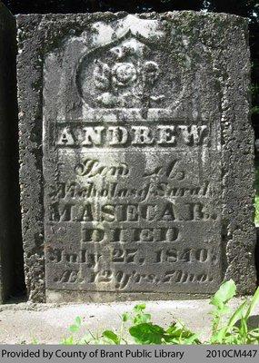 Andrew Masecar