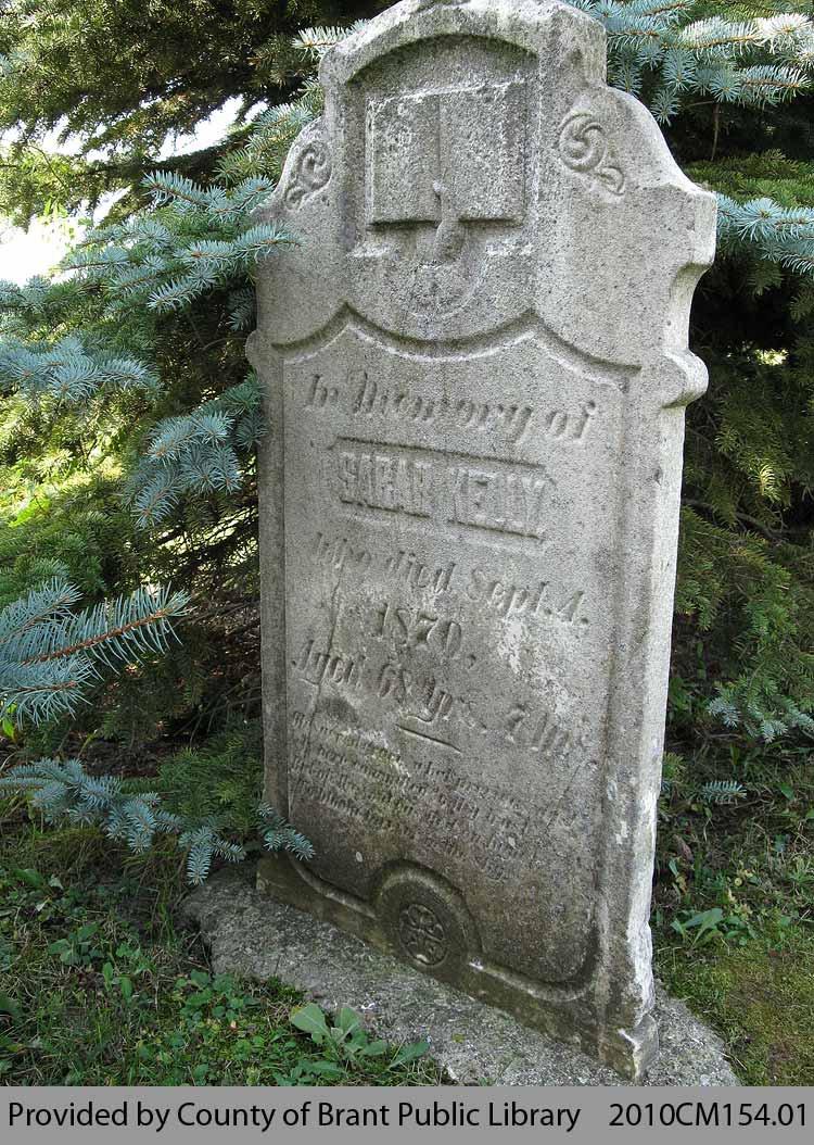 Sarah Kelly (1870)