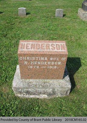 Christina Henderson