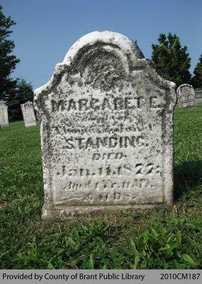 Margaret E. Standing