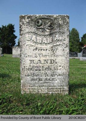 Sarah A. Rand