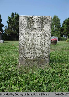 John Wesley Magee