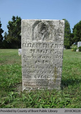 Elizabeth Ann Magee
