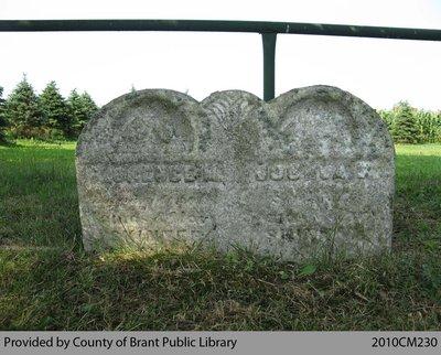 Skinner Family Headstone