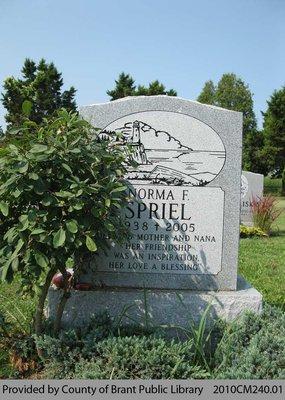 Norma F. Spriel